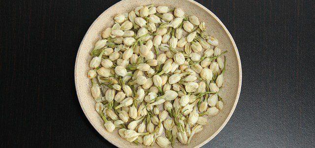 Dried Jasmine Blossoms - CC0 Public Domain - Pixabay