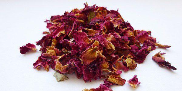 Dried Rose Petals - CC0 Public Domain - Pixabay