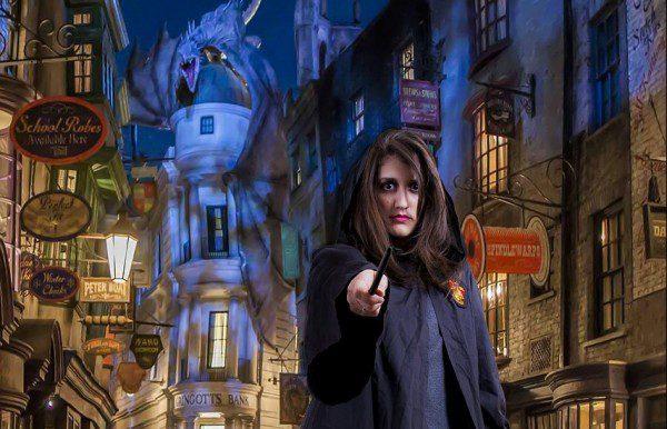 Harry Potter World, Universal Orlando, CC0 Public Domain ~ Pixabay
