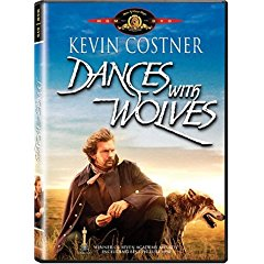 Dances with Wolves original cover image, 1990