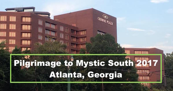 Pilgrimage to Mystic South 2017