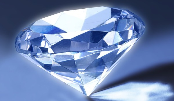 faceted jewel