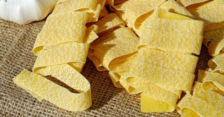 Pappardelle Pasta - CCO Creative Commons - Pixabay