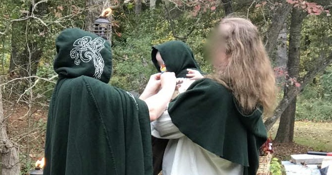 Wiccaning: Welcoming a Child to the Witching Community
