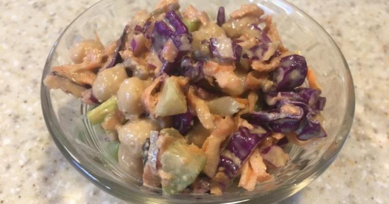 Bowl of Chickini Salad