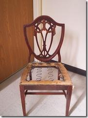 Dumpster chair