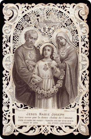 Holy family Turgis 1040