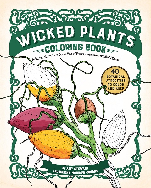 Wicked Plants Coloring Book. http://www.indiebound.org/book/9781616206833