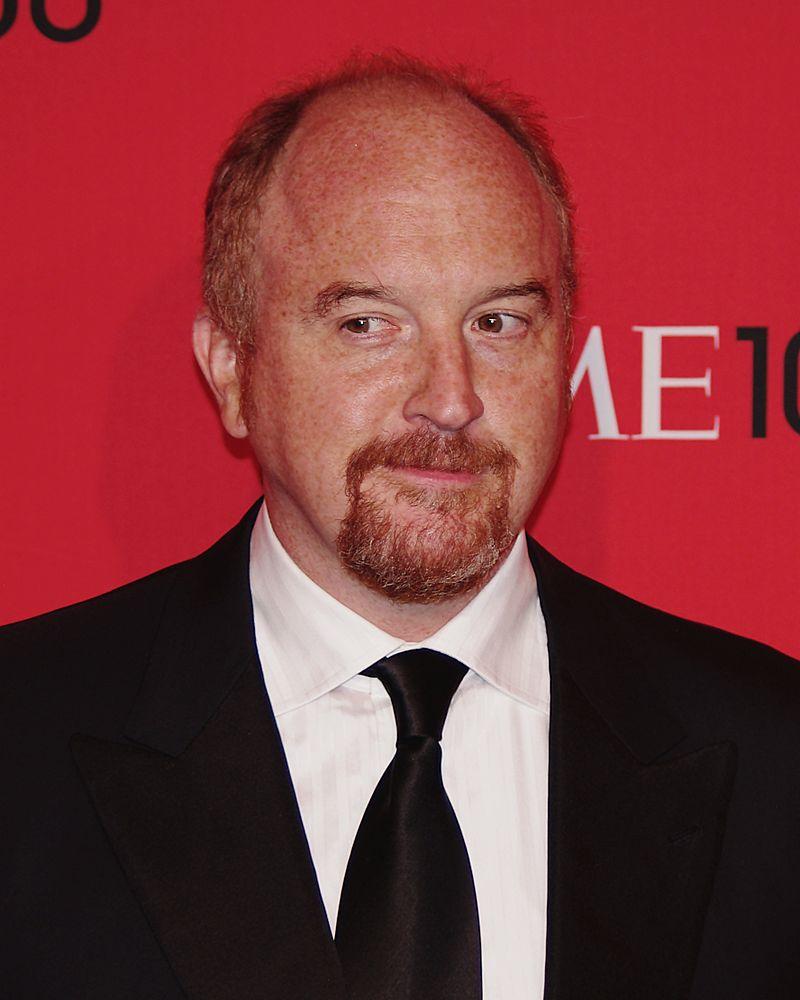 Louis CK in 2012 at an awards gala
