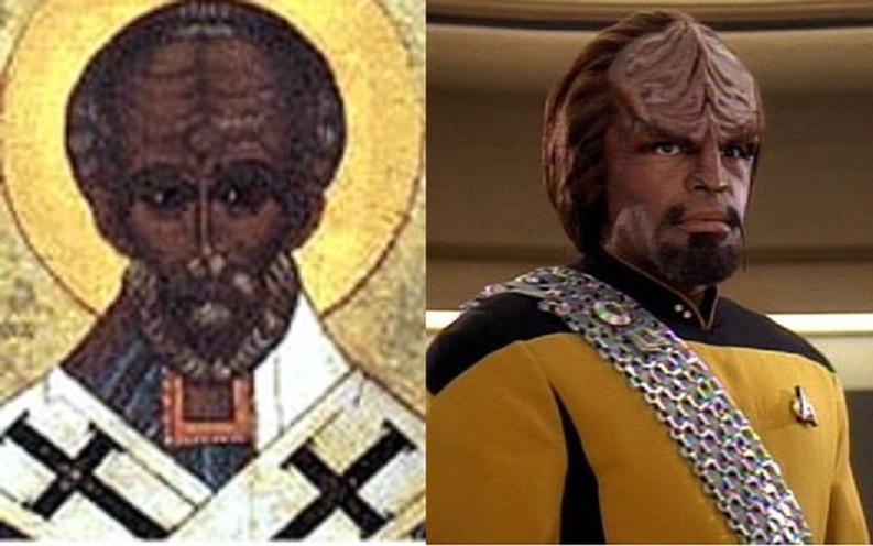 Klingon St. Nick