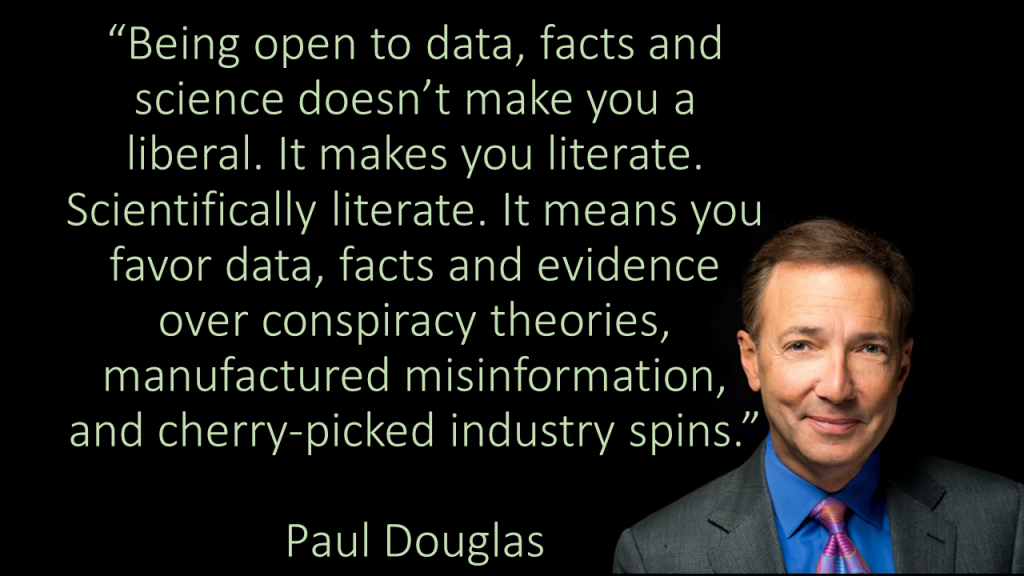 Paul Douglas quote 2