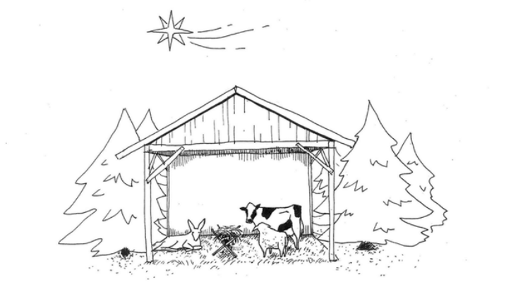 Migrant-Free Nativity