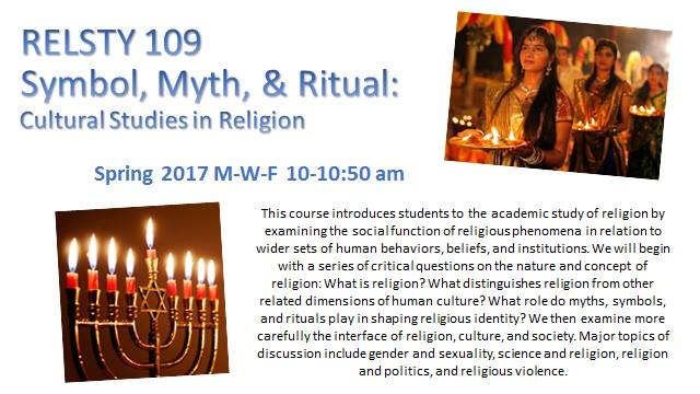 Symbol Myth and Ritual