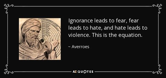 Averroes quote