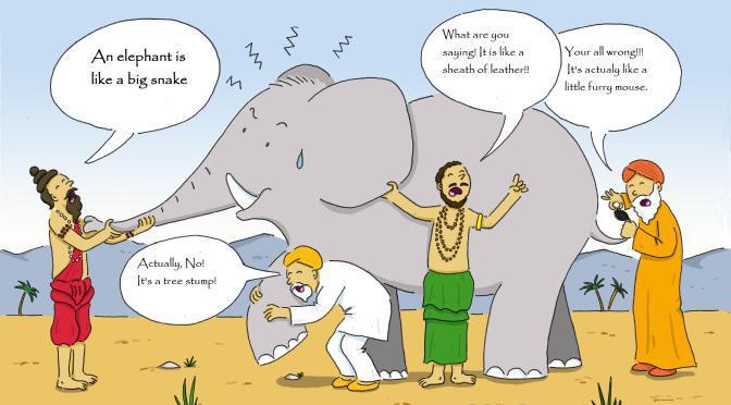elephant and religions