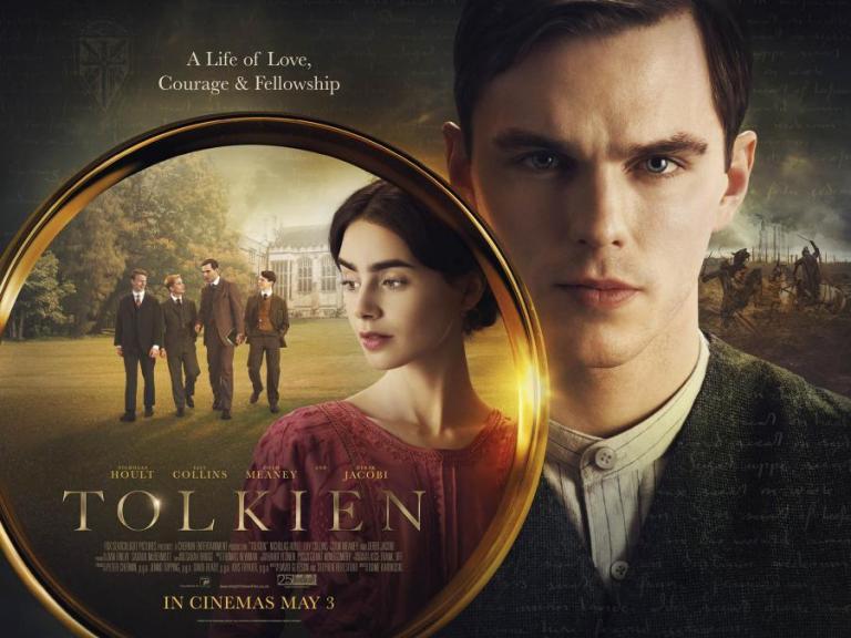 Review of Tolkien (2019) | James McGrath