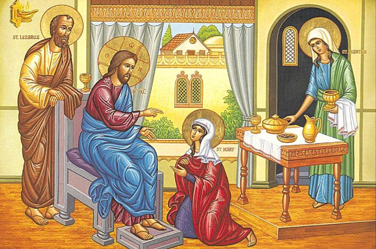 What Jesus Learned from Mary of Bethany
