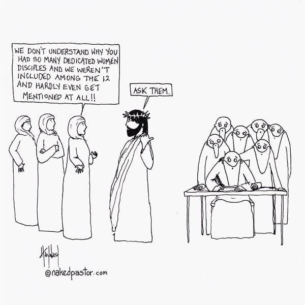Jesus' Female Disciples