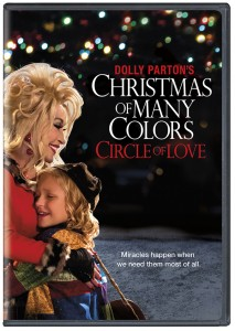 "The DVD of Christmas of Many Colors"" Circle of Love will be released by Warner Brothers Home Entertainment on Dec. 20."