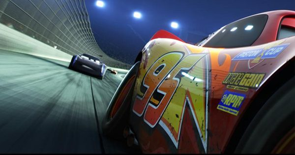 Cars 3 releases in summer 2017. Image courtesy of Disney Pixar.