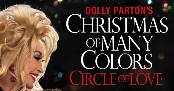 Dolly Parton's Christmas of Many Colors: Circle of Love image courtesy of Warner Brothers Home Entertainment