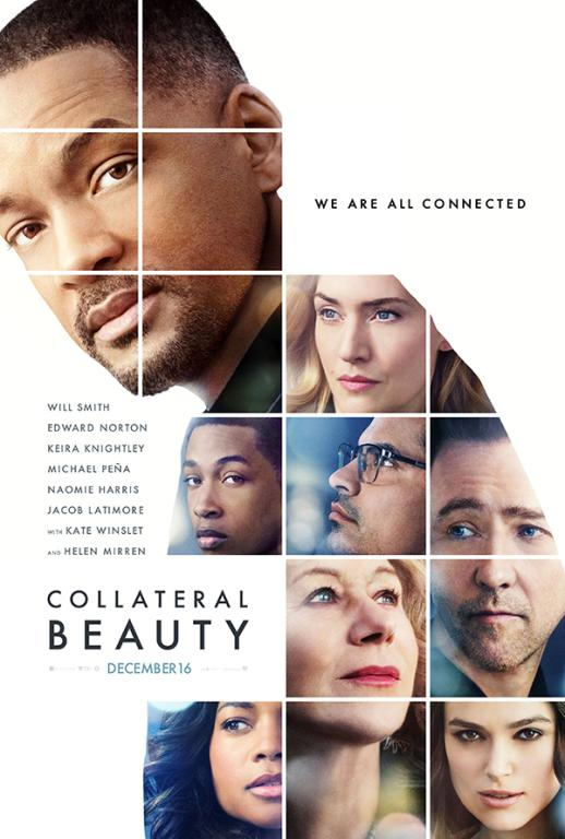 Will Smith stars in Collateral Beauty. Image courtesy of New Line Cinema/Warner Brothers Pictures