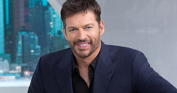 Harry Connick, Jr. is the host of Harry, a daily syndicated talk show. Image courtesy of NBC Universal.