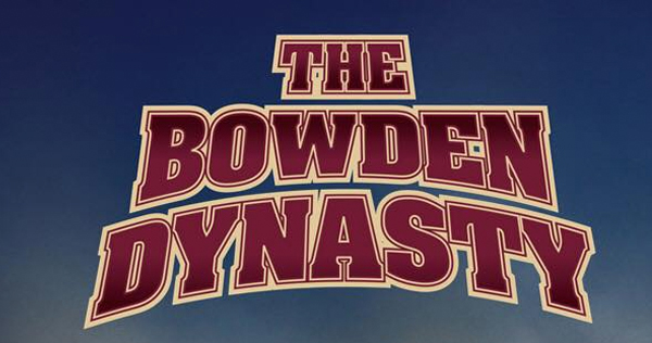 The Bowden Dynasty releases to DVD on Feb. 22 from Dynasty Productions. Artwork courtesy of Icon Media Group.