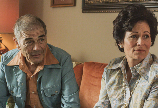 Robert Forster and Cindy Hogan play the parents of Lee Strobel in 'The Case for Christ,' releasing April 7. Image courtesy of Pure Flix Entertainment.