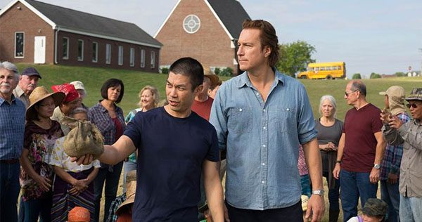 John Corbett stars as a pastor struggling with a dying church in 'All Saints.' Image courtesy of AFFIRM Films.