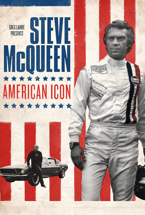 Steve McQueen: American Icon releases to theaters on Sept. 18 through Fathom Events. Image courtesy of Lovell-Fairchild Public Relations.