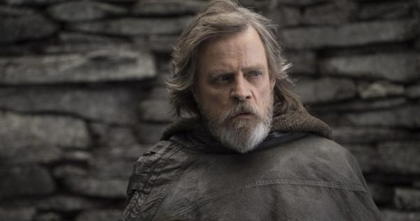 Mark Hamill stars as Luke Skywalker in 'Star Wars: The Last Jedi,' releasing December 22. Image courtesy of Disney/Lucasfilm.