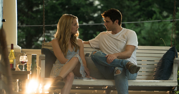 Alex Roe and Jessica Rothe star in Forever My Girl, releasing Jan. 19 from Roadside Attractions. Image courtesy of Roadside Attractions.