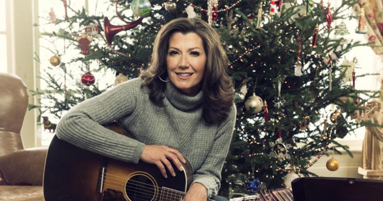 Amy Grant on New Christmas Box Set