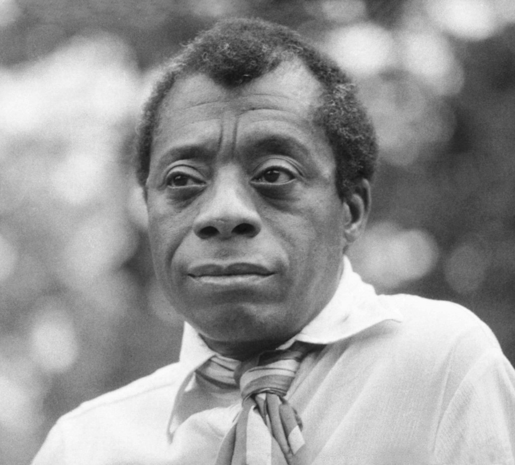 James Baldin taken Hyde Park, London, 1969 - by Allan Warren (James_Baldwin_37_Allan_Warren.jpg) (CC BY-SA 3.0 [https://creativecommons.org/licenses/by-sa/3.0/deed.en]), via Wikimedia Commons