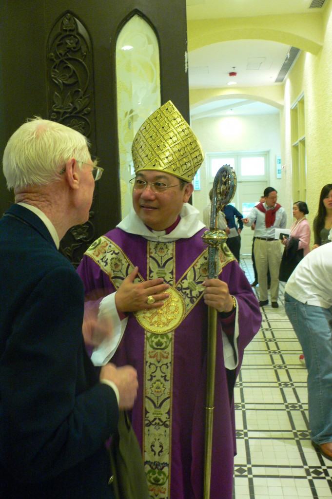 Archbishop Paul Kwong - by Father vice [The_Most_Reverend_Paul_Kwong.jpg) [CC BY 3.0 (https://creativecommons.org/licenses/by/3.0/deed.en)], via Wikimedia Commons
