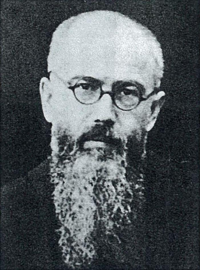 Maximilian Kolbe in 1936 - PD-Japan
