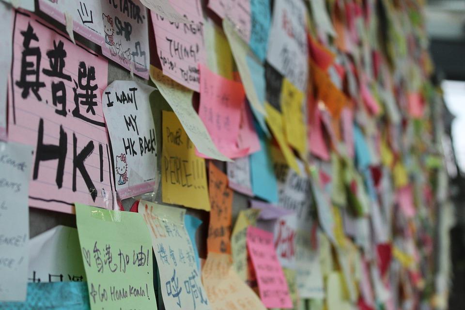 Umbrella Movement - free from Max Pixel