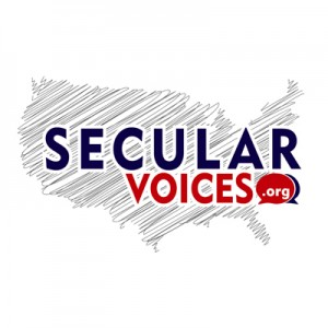 Secular Voices logo