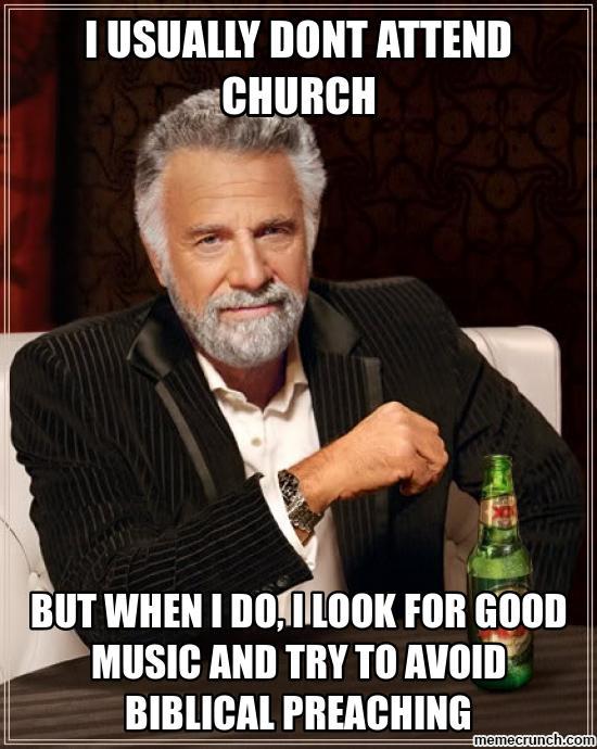 preaching meme | Ryan Welsh