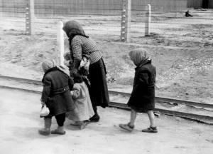 Frau Und Kinder