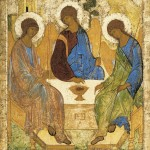 The Holy Trinity - Andrei Rublev