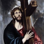 Christ Carrying the Cross - El Greco