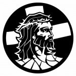 Jesus Christ clip art from www.vectorportal.com