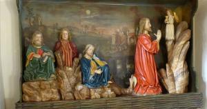 Christ in the Garden of Gethsemane - Reichenau St.Georg
