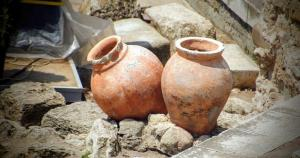Clay Pots jars earthen vessels