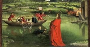 Miraculous Draught of Fishes - Konrad Witz