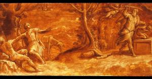 Abraham Sacrificing Isaac.1