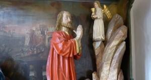 Christ Praying in the Garden - Reichenau St