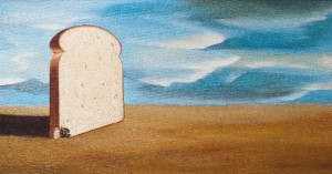 Bread Of Heaven painting scaled for Patheos